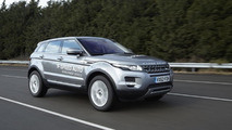 Range Rover Evoque to get 9-speed automatic transmission