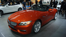 2014 BMW Z4 facelift live in Detroit 14.01.2013
