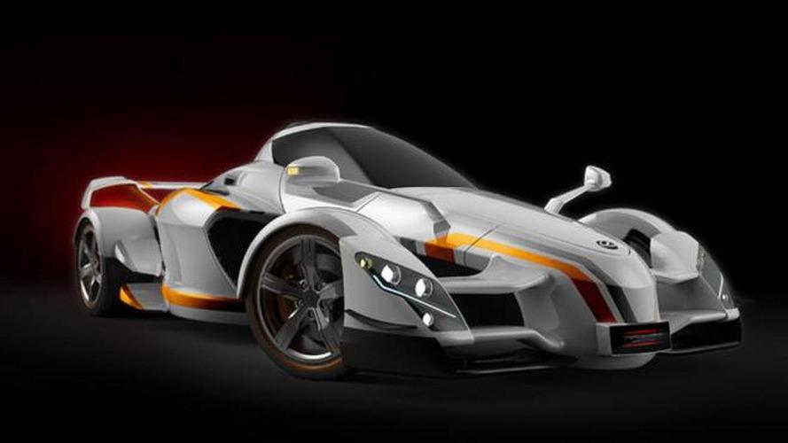 Tramontana XTR with 888 hp announced