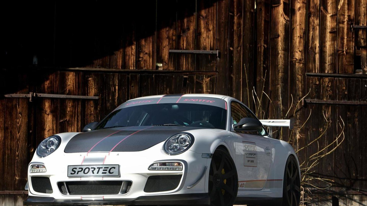 Sportec SP 525 - based on the Porsche 911 GT 3 RS 4.0 (997) 05.3.2012