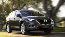 2013 Mazda CX-9 facelift