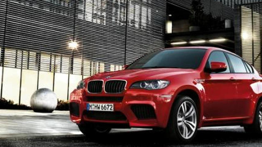 2013 BMW X5 M and X6 M facelift pricing in US