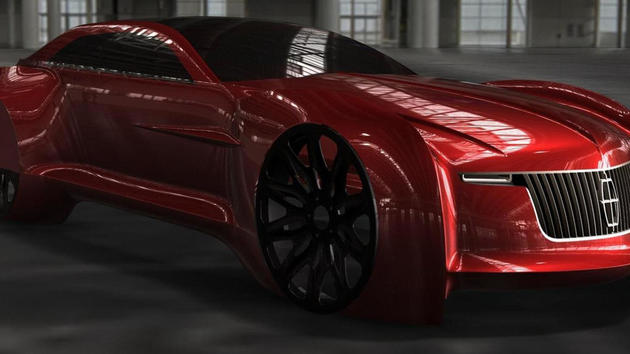 2025 Lincoln Continental EV student project could become reality