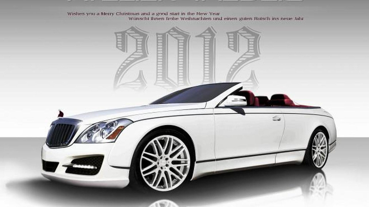 Maybach Coupe Convertible by ATELIER VALDEIG, 1280, 20.12.2011