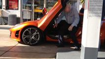 McLaren MP4-12C High Sport edition, 1200, 12.01.2012