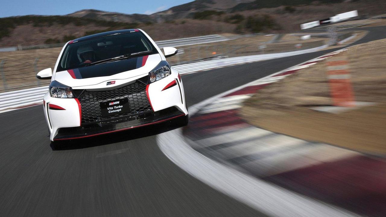 Toyota GRMN Vitz Turbo Concept 13.01.2012