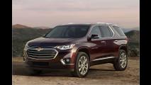 Chevrolet macht den Traverse frisch