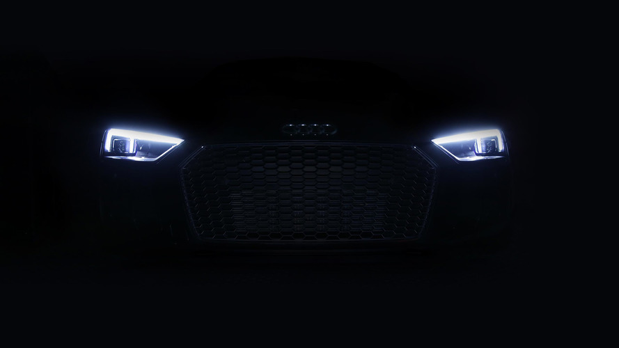 Frickin' Laser Beam Headlights Now Standard On Top R8