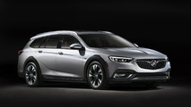 2018 Buick Regal TourX