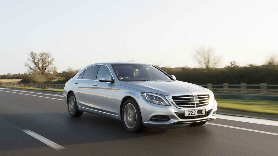 2017 Mercedes S-Class Review