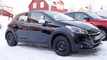 2018 Peugeot 208 first spy images