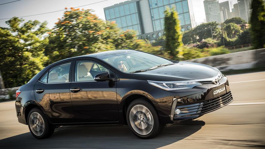 Novo Toyota Corolla 2018 é lançado com preços a partir de R$ 90.990