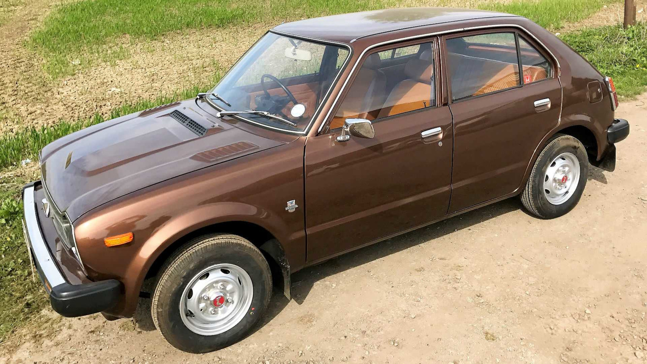 Classic Honda Civic Auction