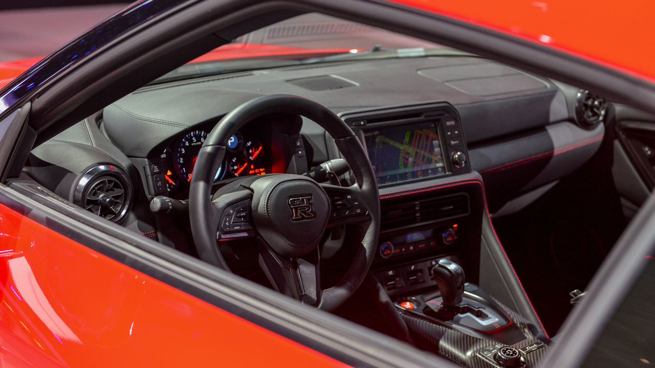 2017 Nissan GT-R Track Edition - New York 2017