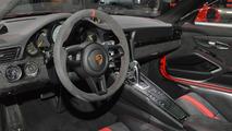 2018 Porsche 911 GT3 - New York 2017