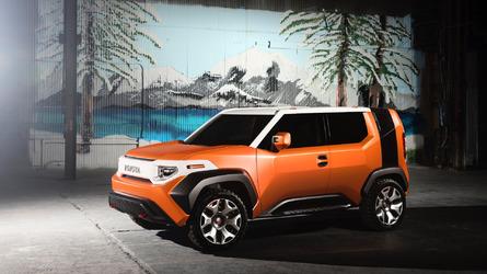 Toyota FT-4X konsepti tanıtıldı