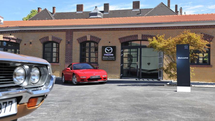 Mazda: museo de coches clásicos