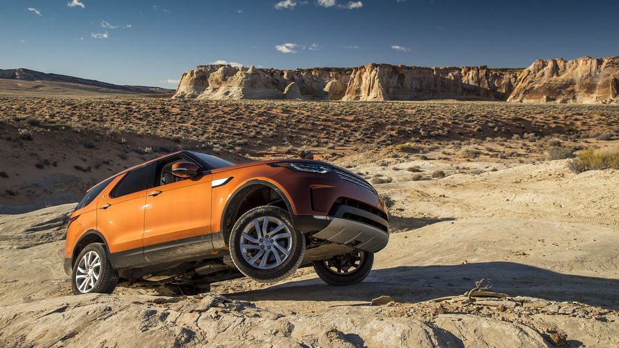 Hardcore Land Rover Discovery SVX Off-Roader Teased By Boss