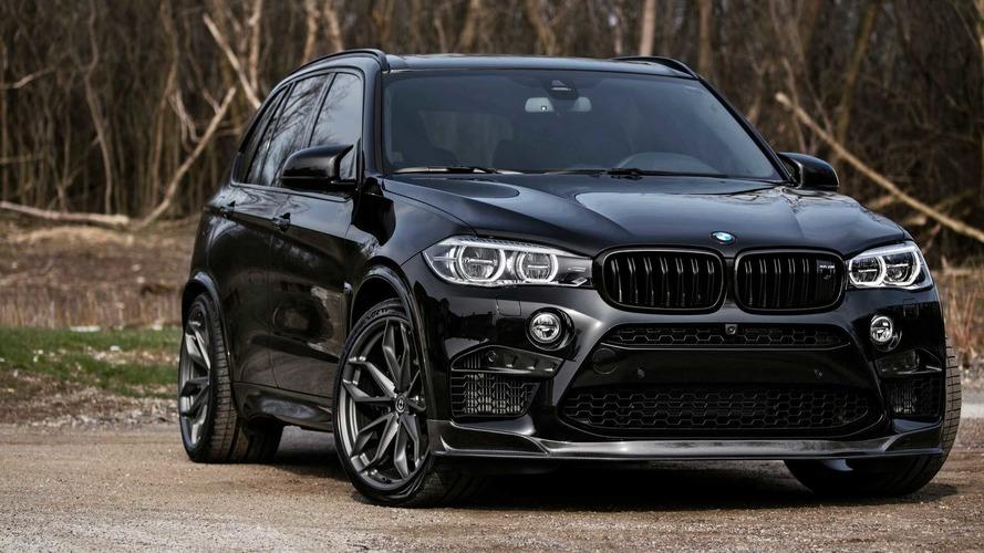 Le BMW X5 M encore plus violent grâce à iND Distribution