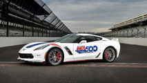 Chevrolet Corvette Grand Sport Pace Car
