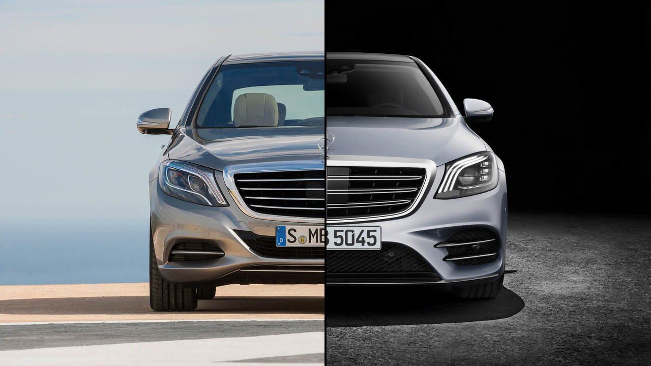 2014 versus 2018 mercedes benz s class photo for How much is a 2014 mercedes benz