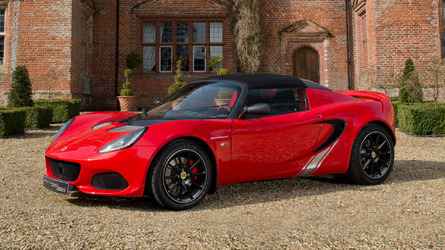 2017 Lotus Elise Sprint 220 First Drive: Sprightly Charmer