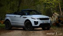 Land Rover Range Rover Evoque Cabriolet