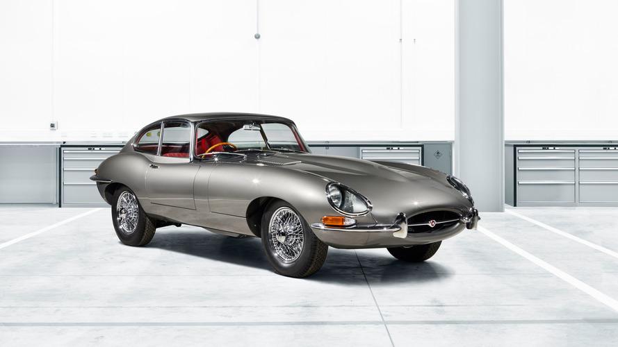 La Jaguar Type E renaît de ses cendres !