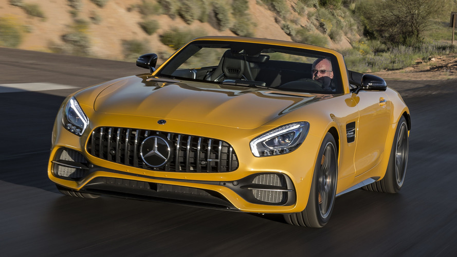 2018 Mercedes-AMG GT And GT S Get More Power In The U.S.