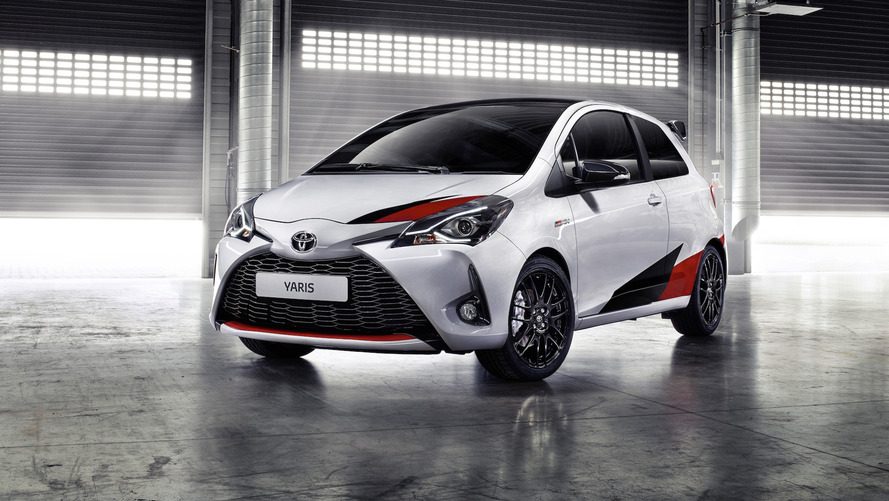 Toyota Yaris GRMN Limited To 400 Units In Europe