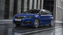 Peugeot 308 2017 restyling