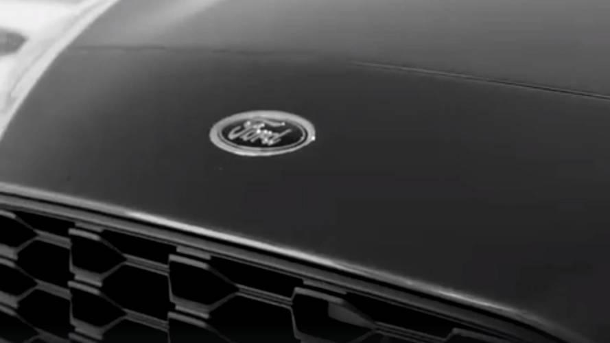 Ford Focus 2019 - Teaser