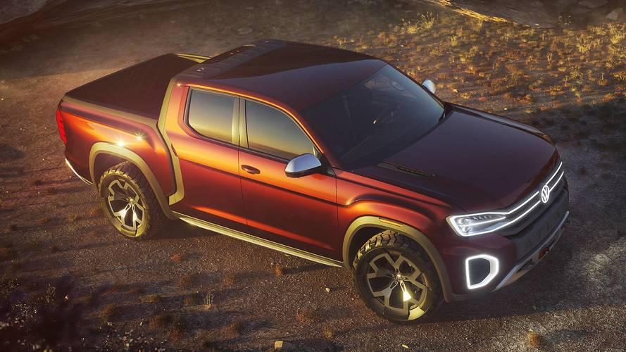 Volkswagen Atlas Tanoak, il pick-up come lo vogliono negli Usa