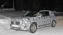 Fotos espía Mercedes-Benz GLB