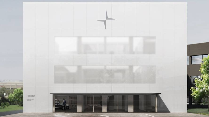 Polestar's new headquarter