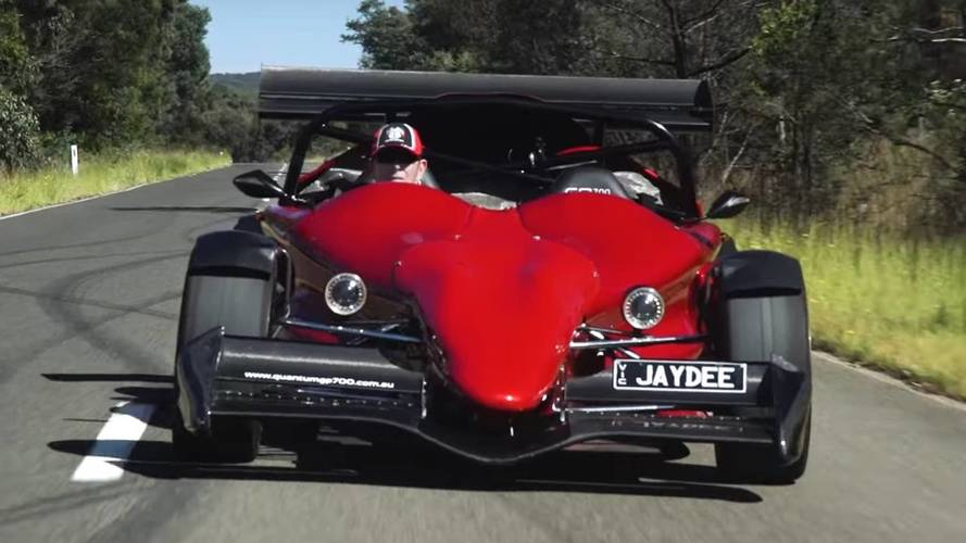 Overhauled Ariel Atom Has 1:1 Power Ratio With 700 HP On Tap