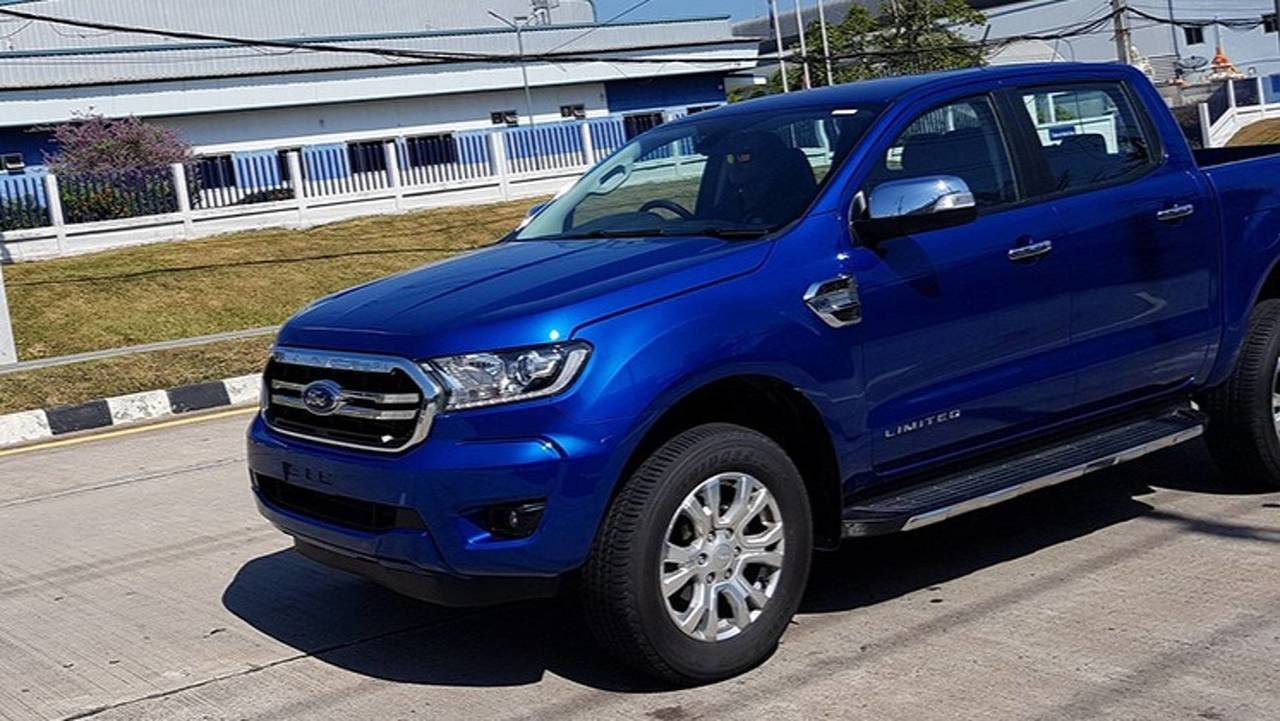 Ford Ranger 2019 - Flagra