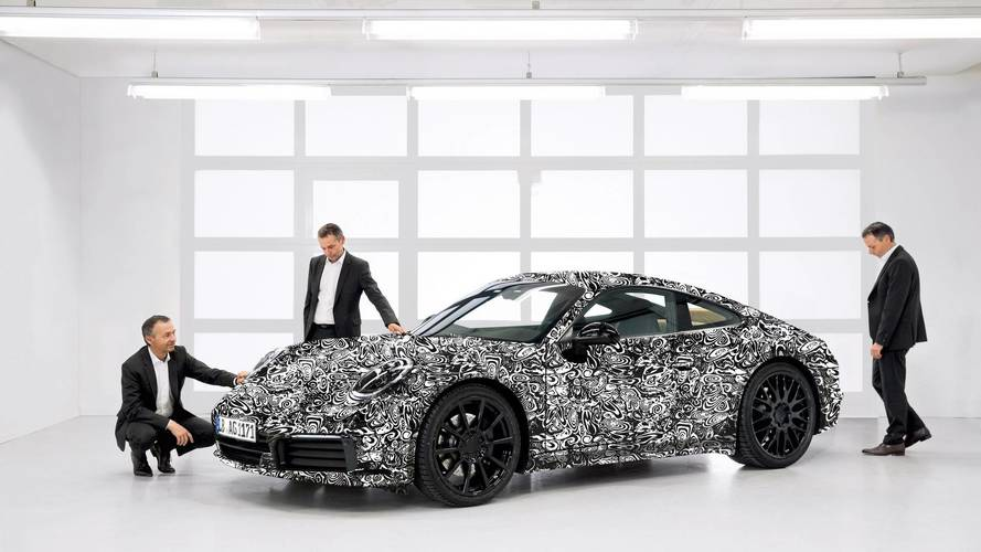The Porsche 911 will never be all-electric says boss