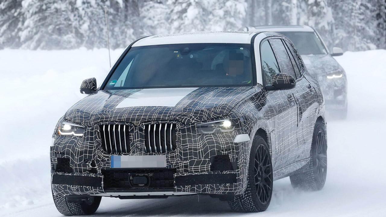 BMW X5 M 2019