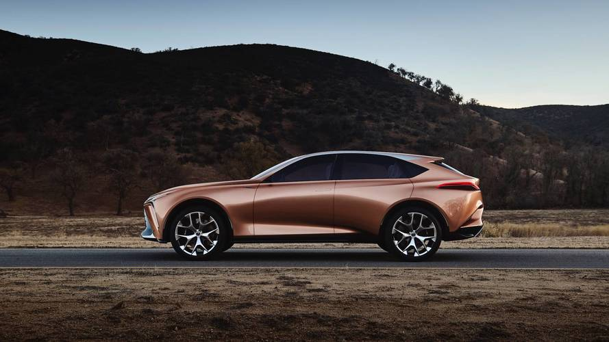 Lexus, LF-1 Limitless konseptini tanıttı