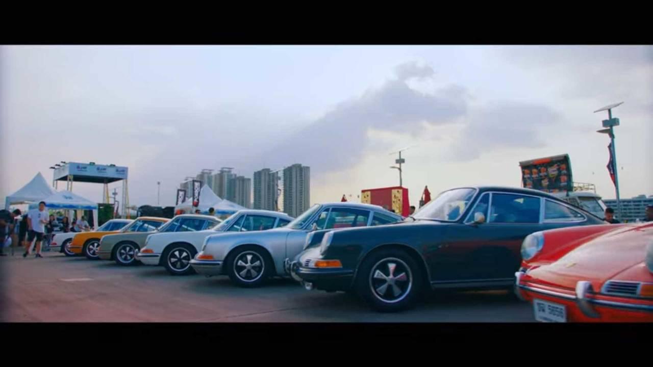 Das Treffen Porsche Gathering