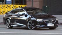 Nuova Opel Insignia Grand Sport, le prime foto