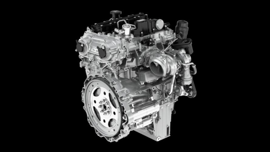 Jaguar-Land Rover, nel 2017 il motore Ingenium a benzina