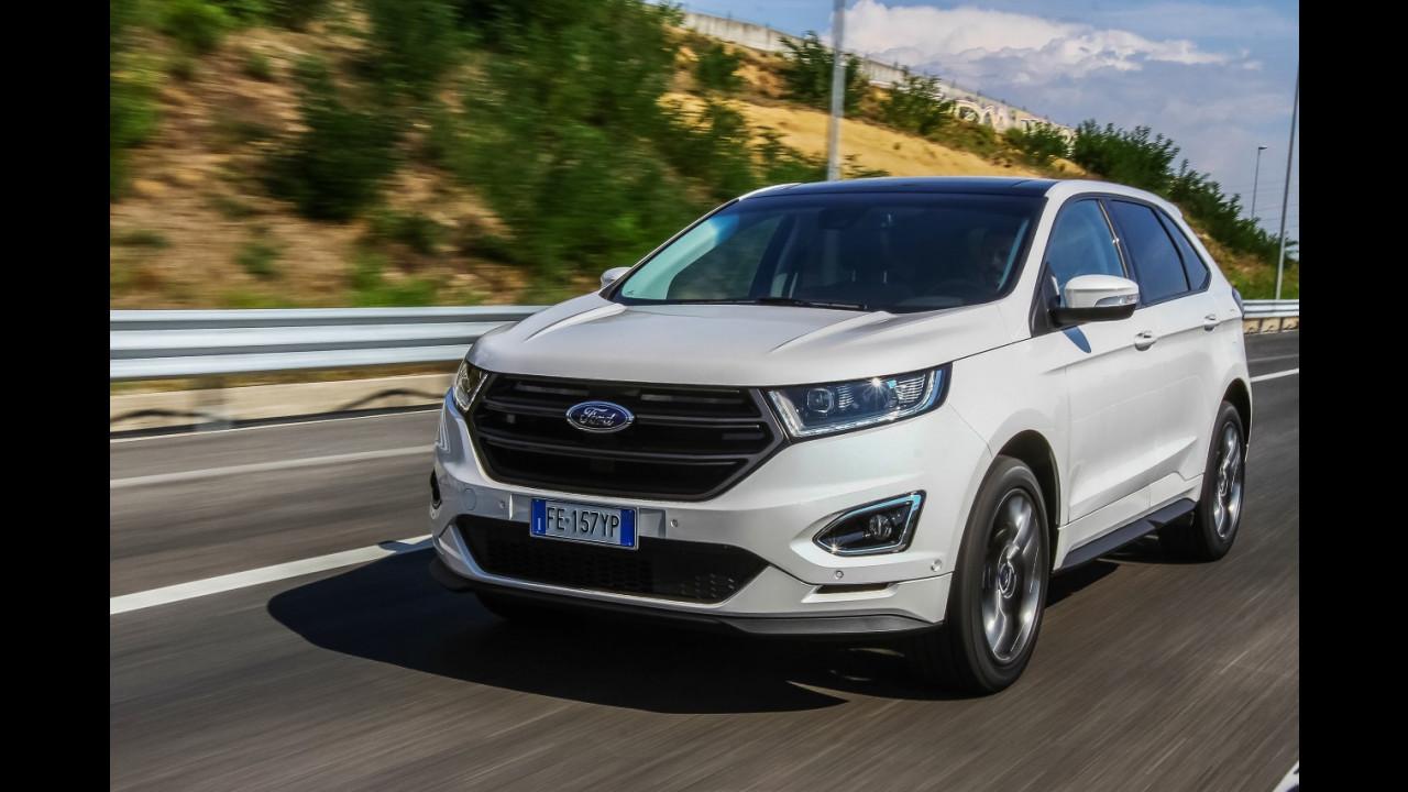 Ford Edge, insonorizzazione e sicurezza hi-tech 021