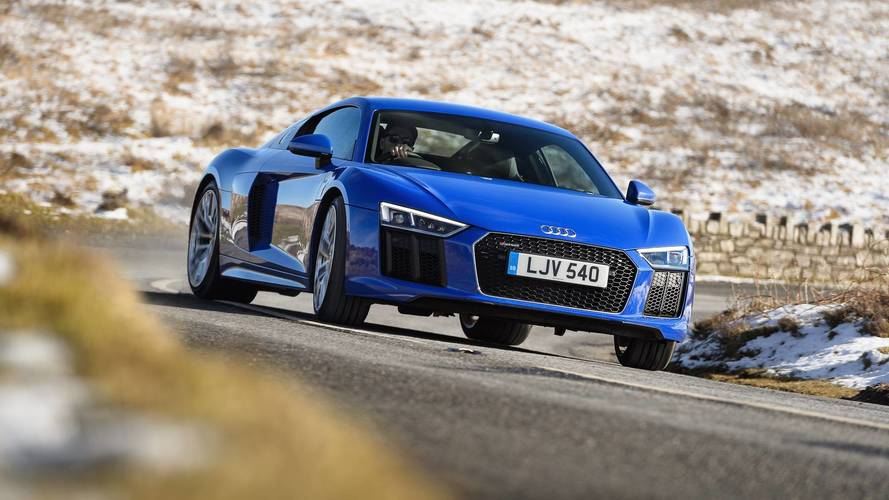 2018 Audi R8 RWS: In pictures