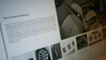 Volkswagen Scirocco Brochure Leaked