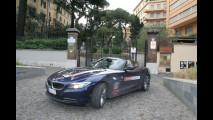 La BMW Z4 alla Mille Miglia