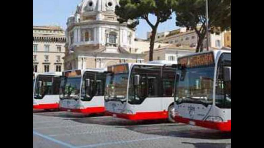 Sciopero trasporti a Roma venerdì 24 agosto