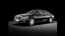 Mercedes S 600 Guard, blindata di lusso