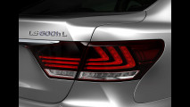Lexus LS 600hL hybrid restyling